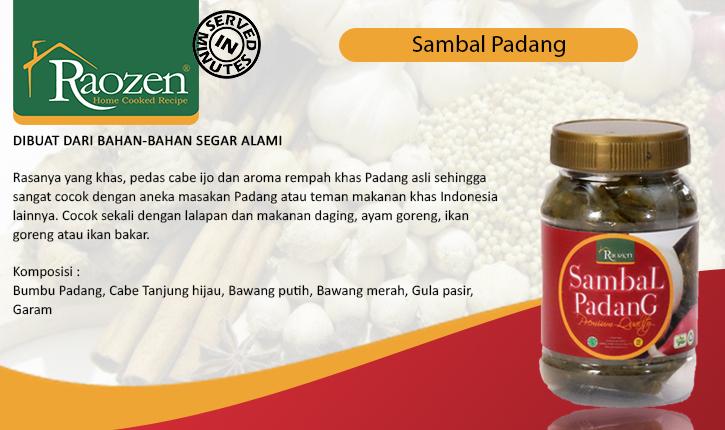 Sambal Padang